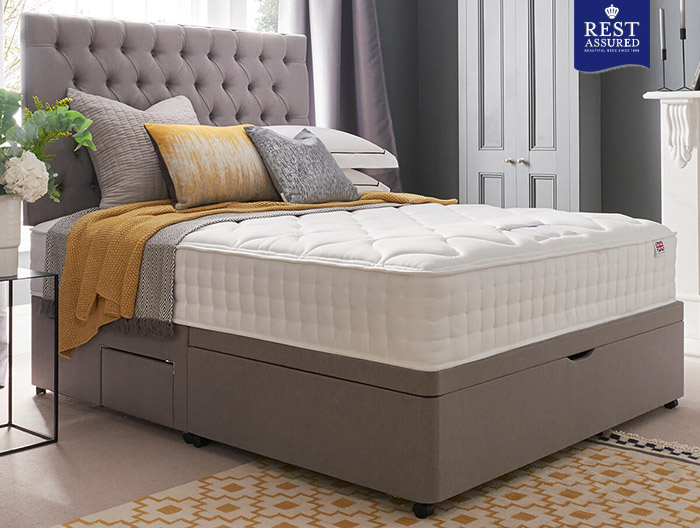 Abingdon Divan Collection by Rest Assured at Forrest Furnishing