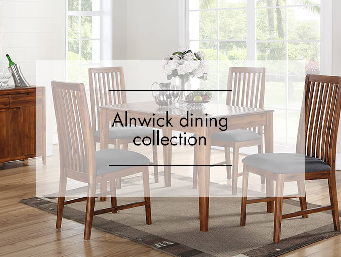 Alnwick Dining Collection at Forrest Furnishing