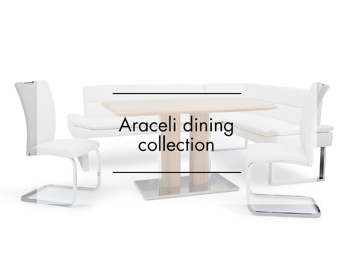 Araceli Dining Collection at Forrest Furnishing