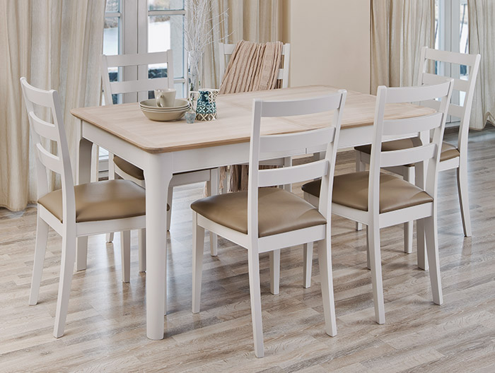 Aria Dining  collection at Forrest Furnishing