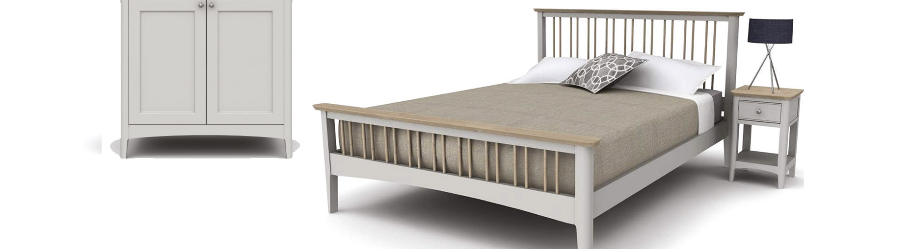 Aria Bedroom collection at Forrest Furnishing