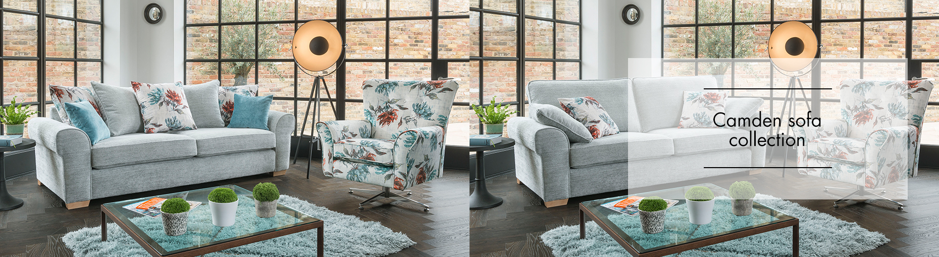 Camden Fabric Collection | Forrest Furnishing Glasgow's