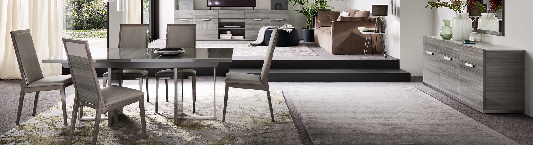 Ferrara dining collection at Forrest Furnishing