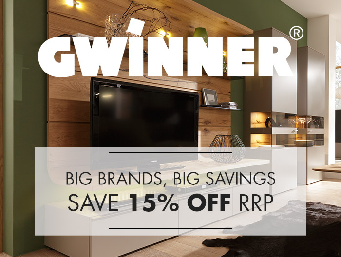 Gwinner furniture available at Forrest Furnishing save 20% off rrp