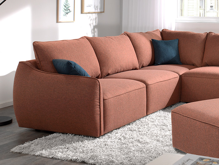 Hugo sofa collection at Forrest Furnishing
