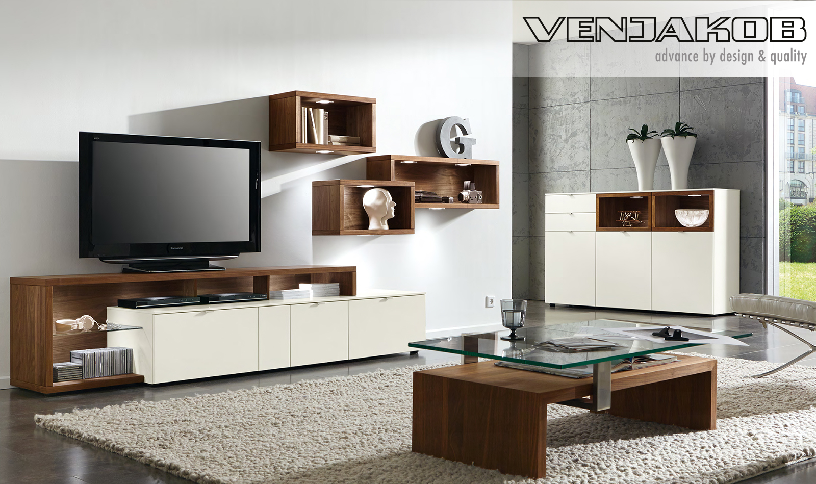 Venjakob Andiamo entertainment and occasional Collection