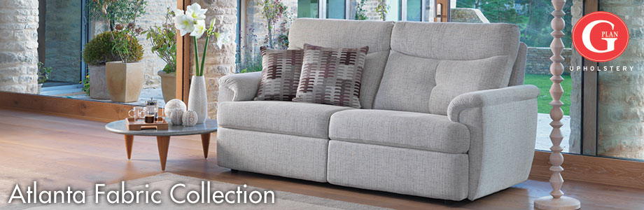 Atlanta Fabric Sofa Collection
