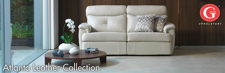 Atlanta Leather Sofa Collection