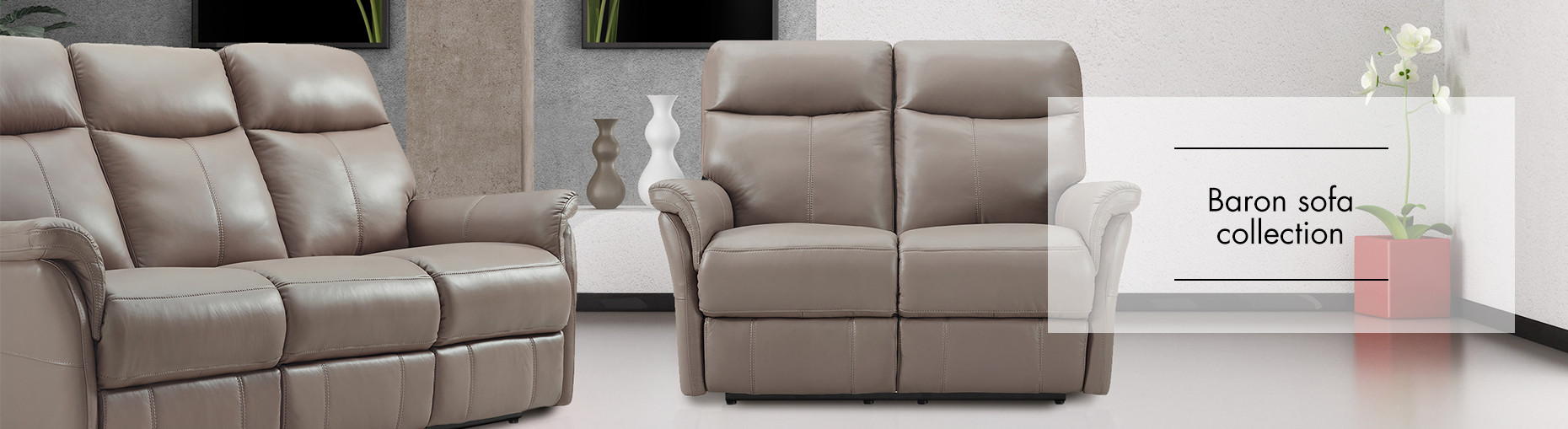 Prime Baron Leather Sofa Collection Forrest Furnishing Glasgows Evergreenethics Interior Chair Design Evergreenethicsorg