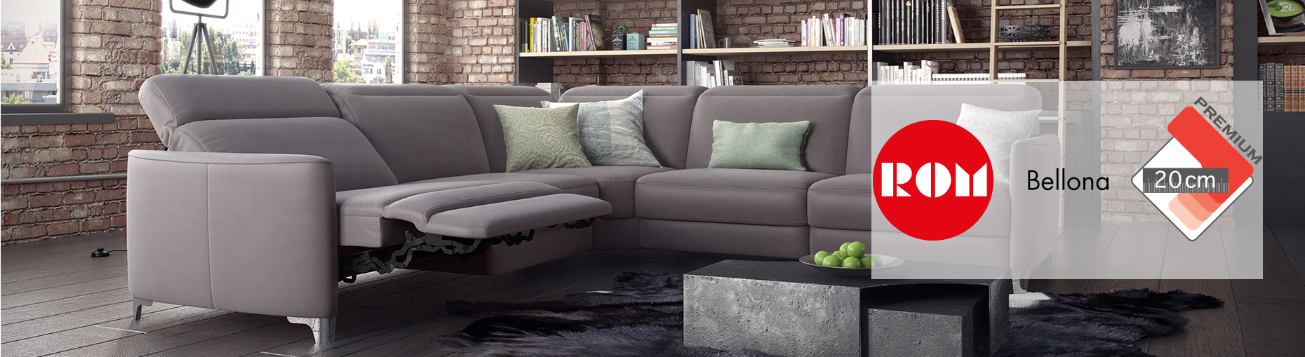 Bellona Sullivan Sofa collection at Forrest Furnishing