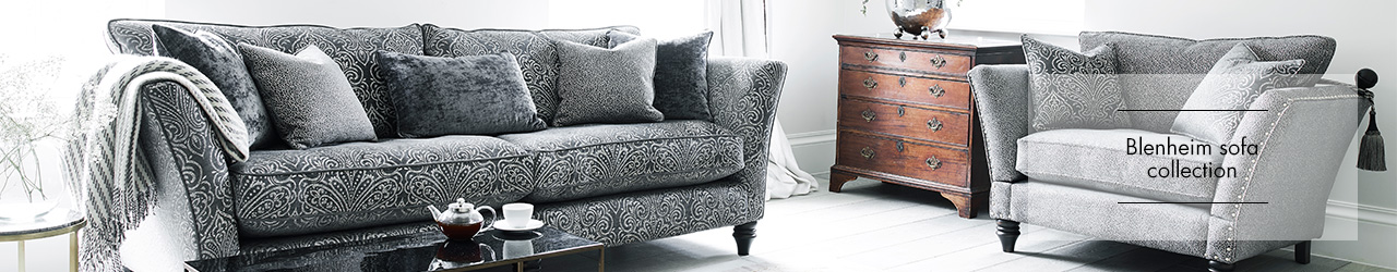 Blenheim Fabric Sofa Collection