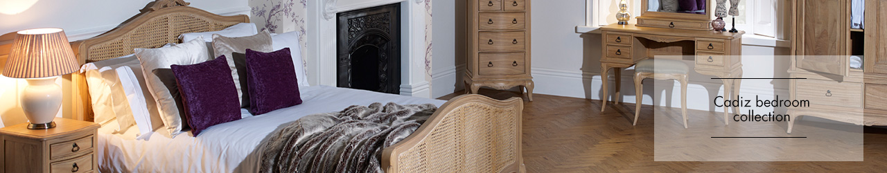 Cadiz Bedroom Collection