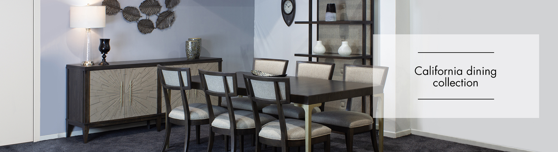 California Dining Collection by Willis and Gambier at Forrest Furnishing