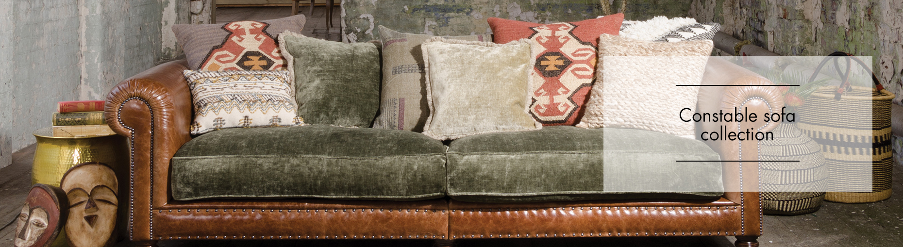 Constable Sofa collection  from Tetrad at Forrest Furnishing