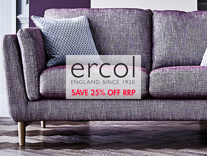 Ercol Furniture collections at Forrest Furnishing