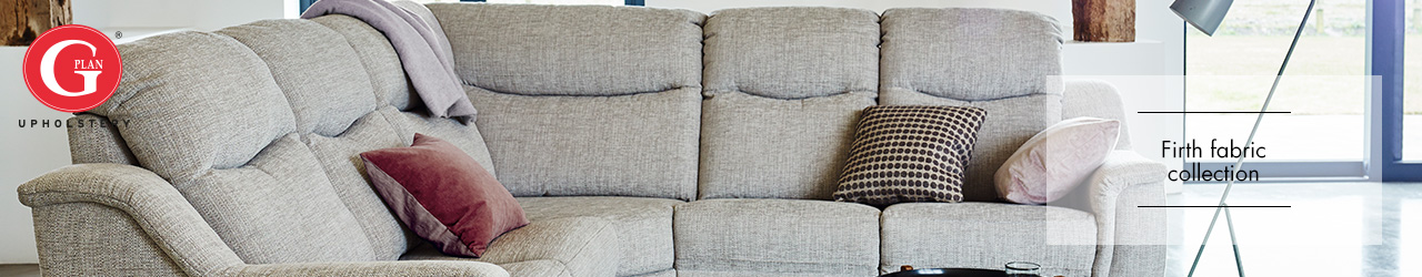 Firth Fabric Sofa collection at Forrest Furnishing by G Plan Upholstery