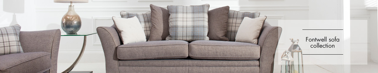 Fontwell Fabric sofa collection