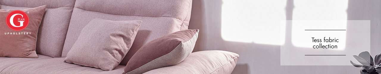 Tess Fabric Sofa Collection by G Plan Upholstery