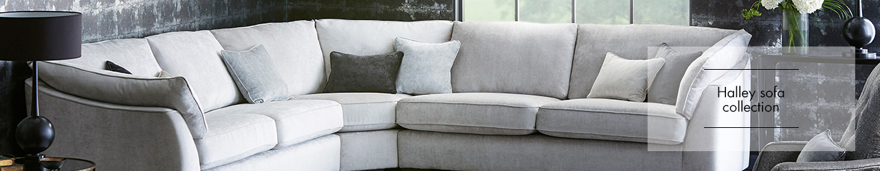 Halley Sofa collection at Forrest Furnishing