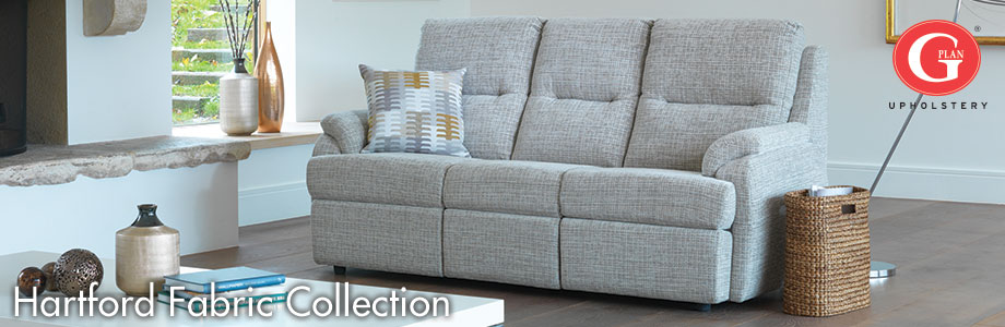 Hartford Fabric Sofa Collection