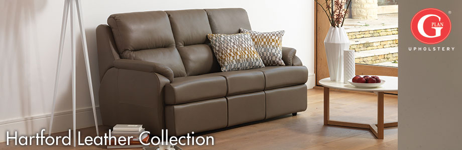 Hartford Leather Sofa Collection