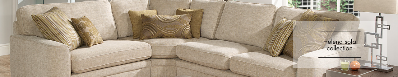 Helena Sofa Collection at Forrest Furnishing