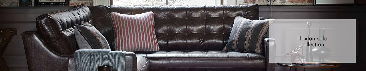 Hoxton Sofa Collection by Westbridge at Forrest Furnishing