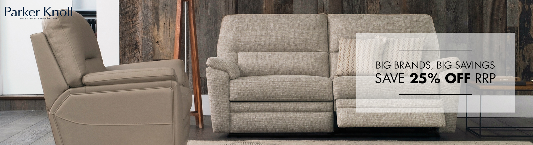 G Plan Upholstery Sofa collections at Forrest Furnishing
