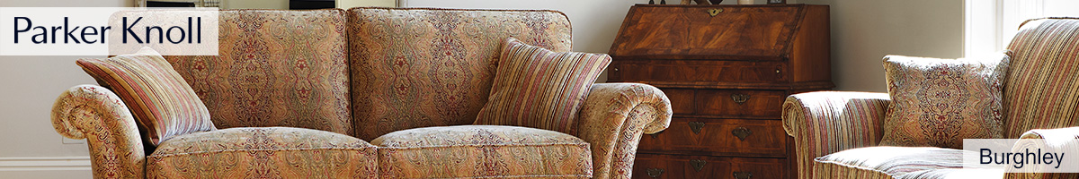 The Burghley Sofa Collection at Forrest Furnishing