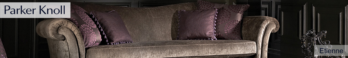 The Etienne Sofa Collection at Forrest Furnishing