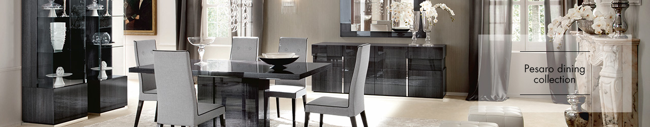 Pesaro dining Collection