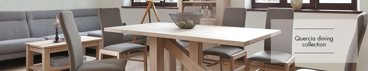 Quercia Dining collection