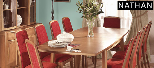 Shades Dining Collection in Teak
