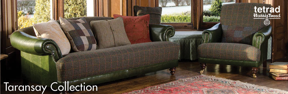 Tetrad and Harris Tweed collections - Taransay