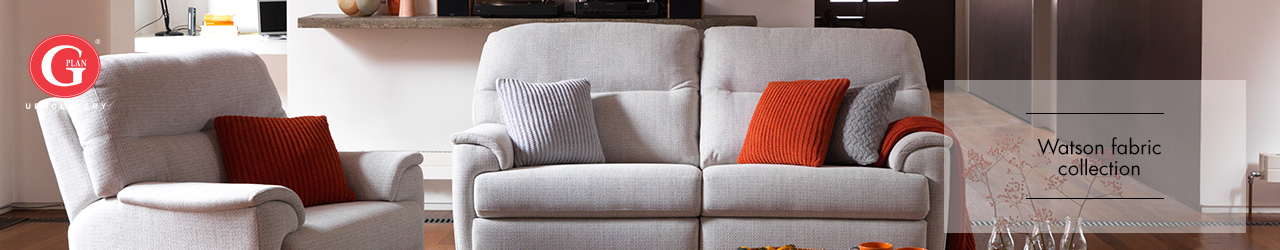 Watson Fabric Sofa Collection by G Plan Upholstery at Forrest Furnishing