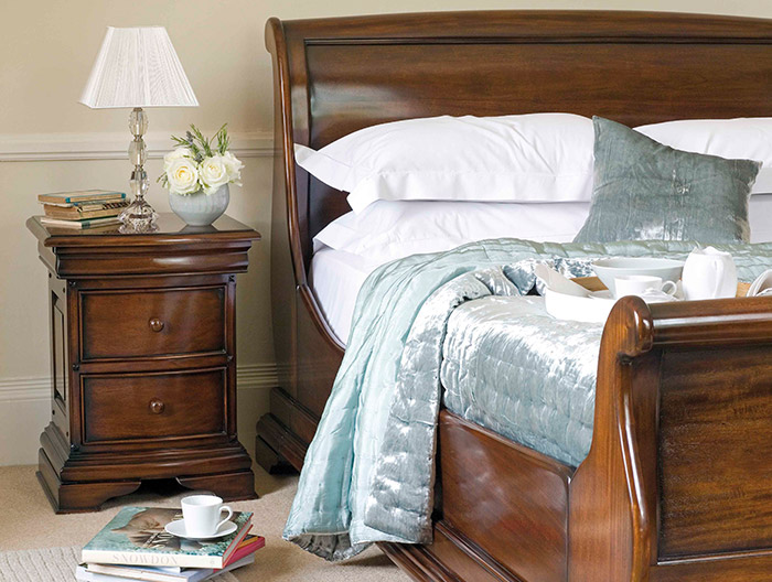 Lyon Bedroom collection at Forrest Furnishing