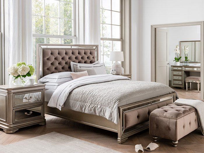 Madison bedroom Collection at Forrest Furnishing