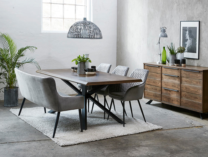 Manila dining collection at Forrest Furnishing