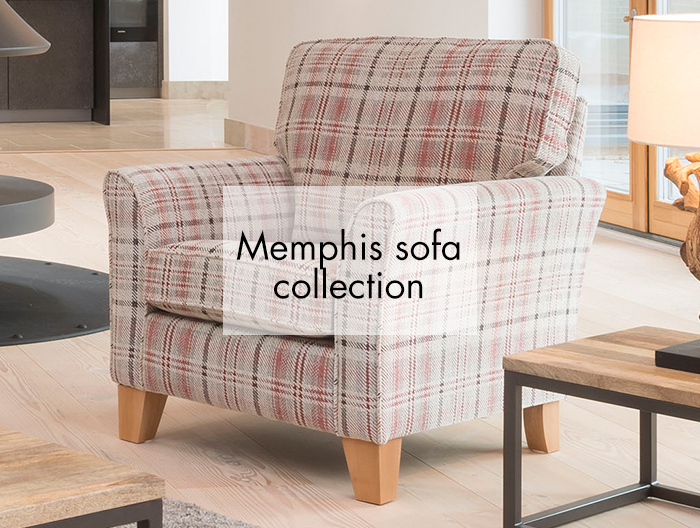 memphis fabric sofa collection forrest furnishing glasgow 39 s finest furniture store. Black Bedroom Furniture Sets. Home Design Ideas
