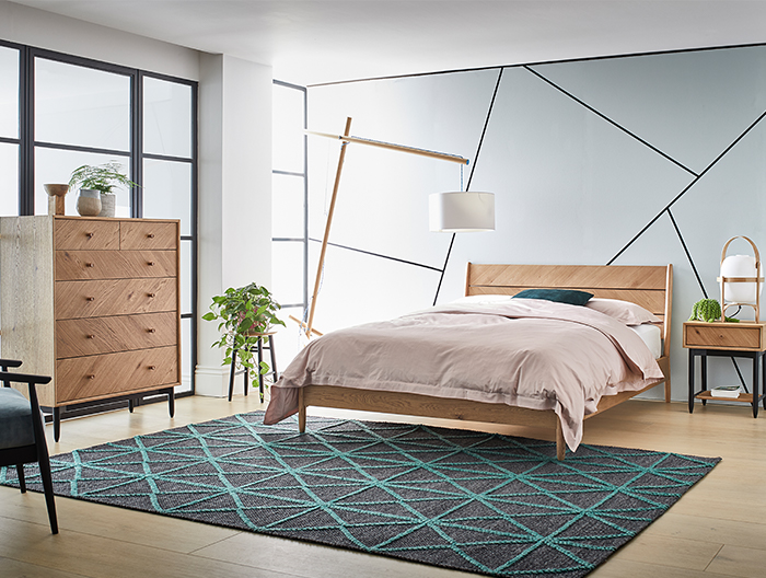 Monza Bedroom collection by Ercol at Forrest Furnishing