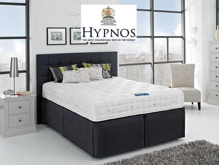 Orthocare 10 divan collection by Hypnos at Forrest Furnishing