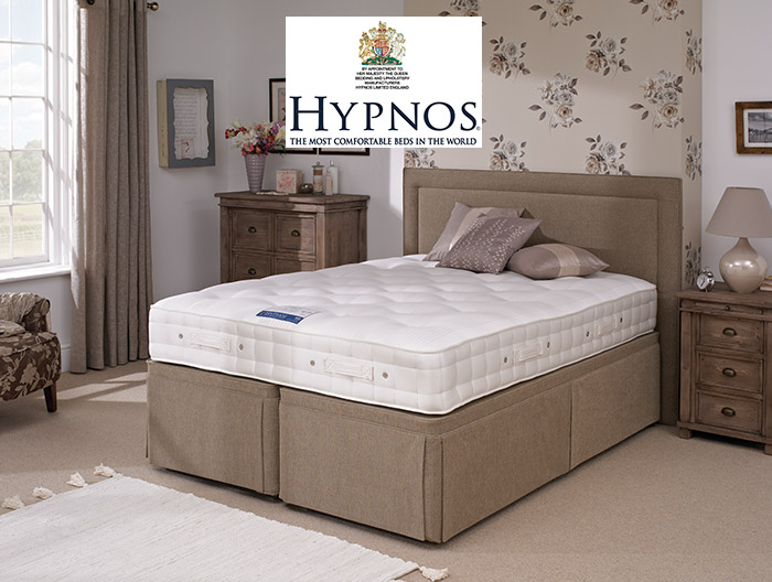 Orthocare 6 divan collection by Hypnos at Forrest Furnishing