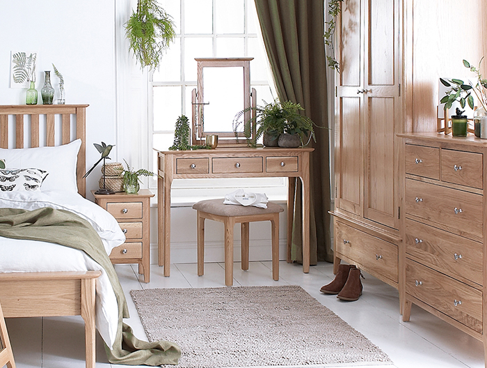 Oslo bedroom at Forrest Furnishing