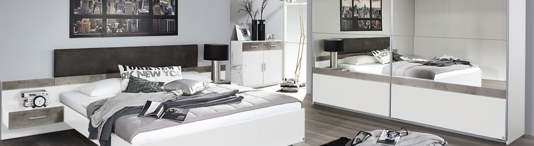 Athens Bedroom Collection at Forrest Furnishing