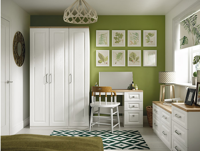Sorrento Bedroom Collection at Forrest Furnishing