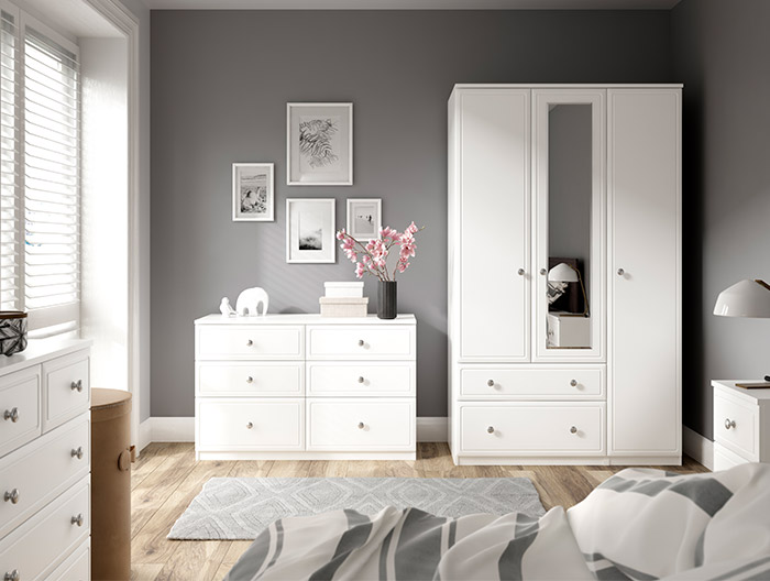 Treviso Bedroom Collection at Forrest Furnishing