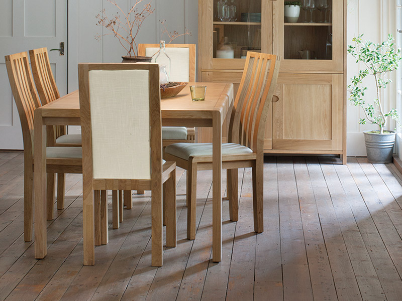 Bosco Dining Table and 6 Chairs