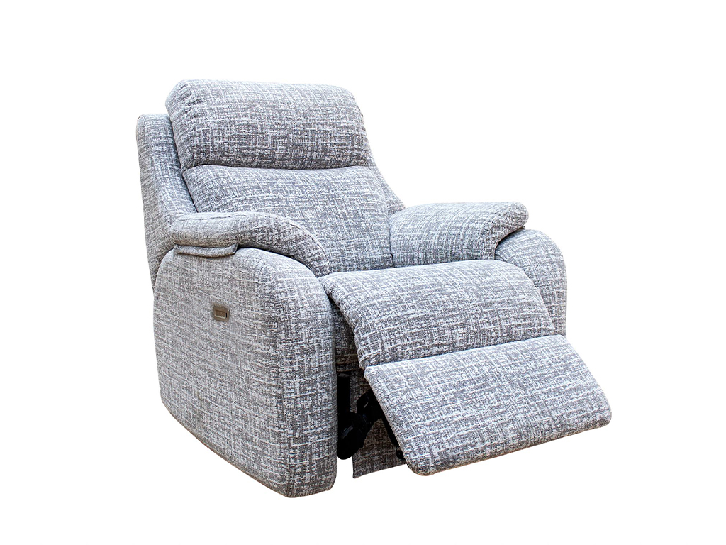 Kingsbury Electric Recliner Fabric