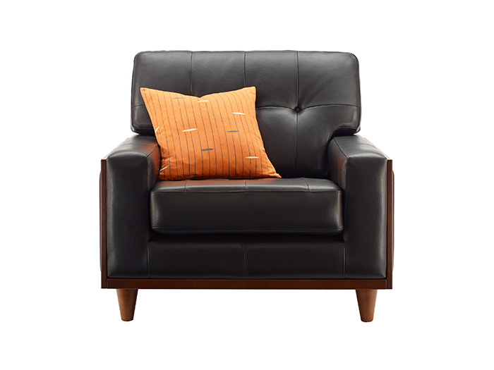 59 Leather Armchair