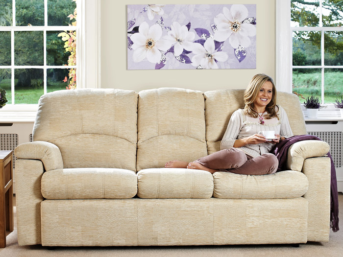 Chloe Fabric Sofa Collection By G Plan Upholstery